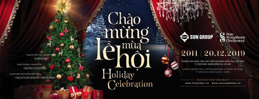 """Hòa nhạc """"Chào mừng Mùa lễ hội"""" – những giai điệu nhạc phim Giáng sinh bất hủ - Ảnh 1"""