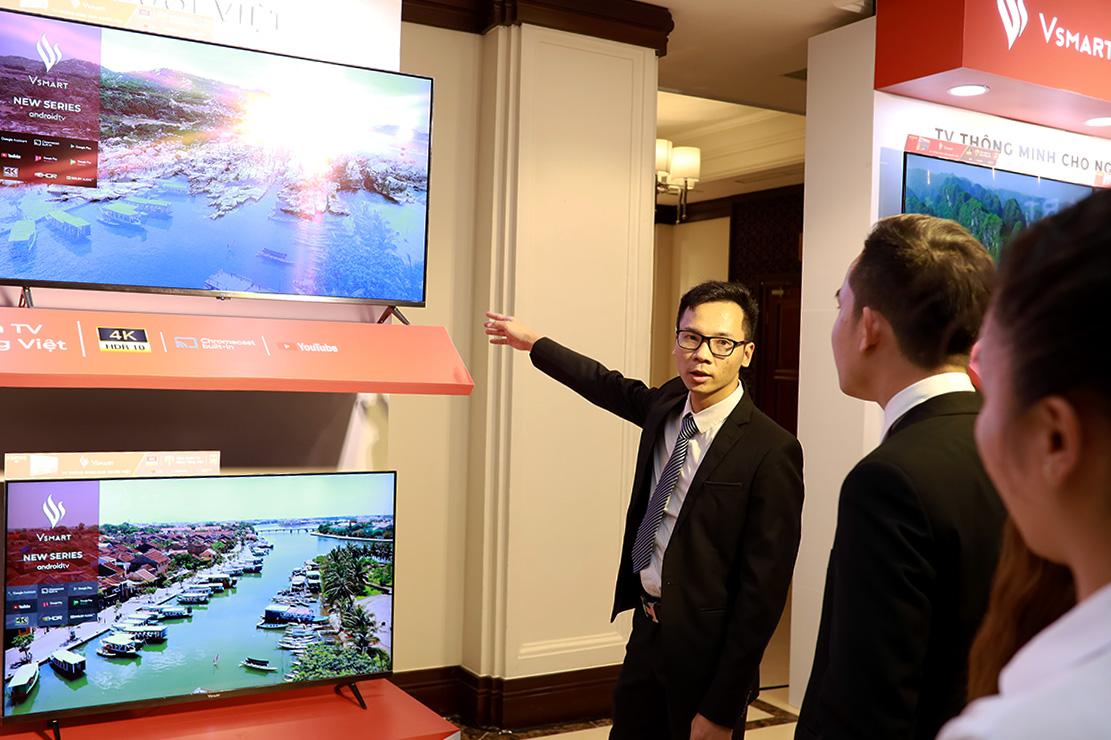 Vingroup công bố 5 mẫu tivi thông minh đầu tiên  - Ảnh 12