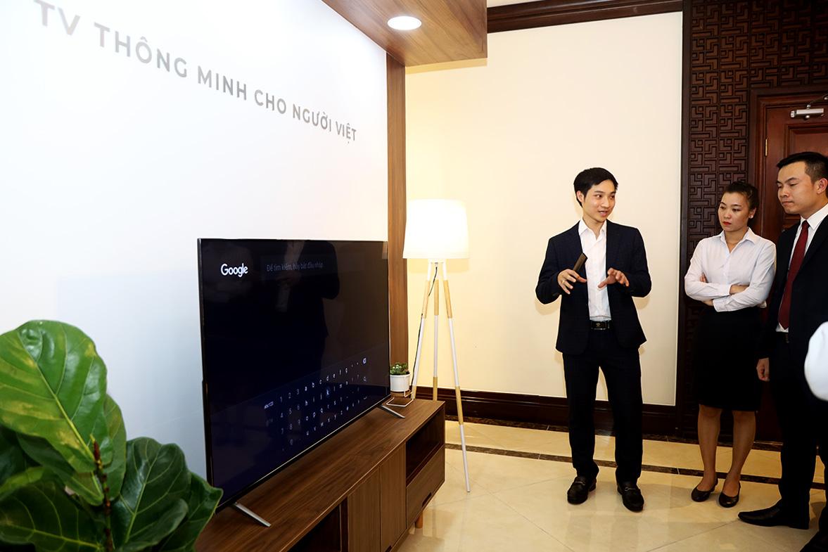 Vingroup công bố 5 mẫu tivi thông minh đầu tiên  - Ảnh 13