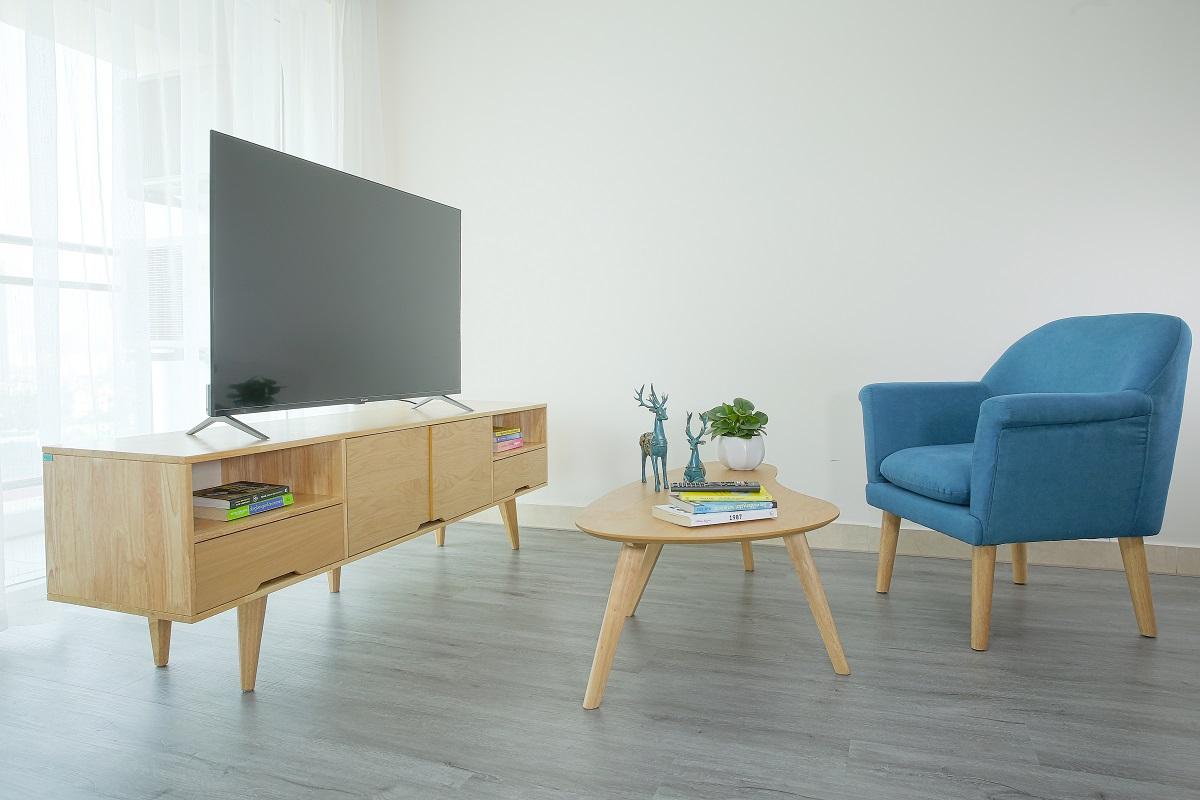Vingroup công bố 5 mẫu tivi thông minh đầu tiên  - Ảnh 1