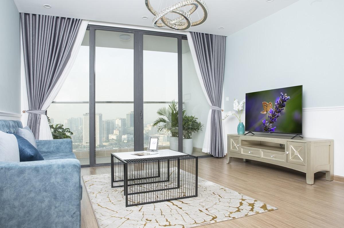 Vingroup công bố 5 mẫu tivi thông minh đầu tiên  - Ảnh 2