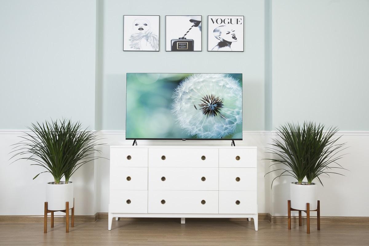 Vingroup công bố 5 mẫu tivi thông minh đầu tiên  - Ảnh 7