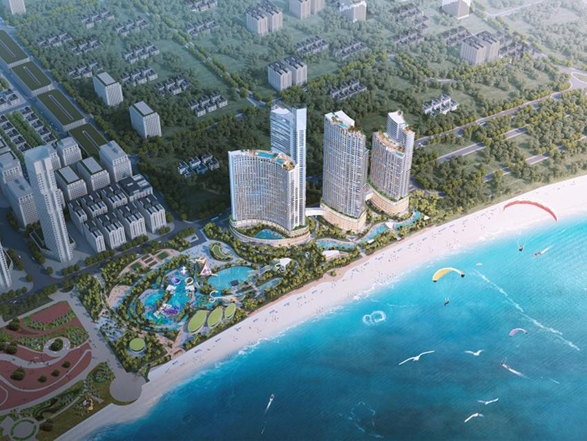 Chính sách khác biệt sinh lời 60 năm cho nhà đầu tư SunBay Park Hotel & Resort Phan Rang  - Ảnh 1