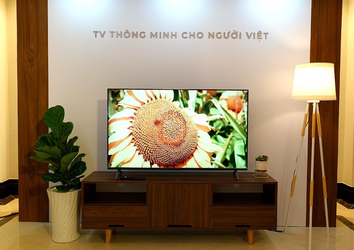 Vingroup công bố 5 mẫu tivi thông minh đầu tiên  - Ảnh 9