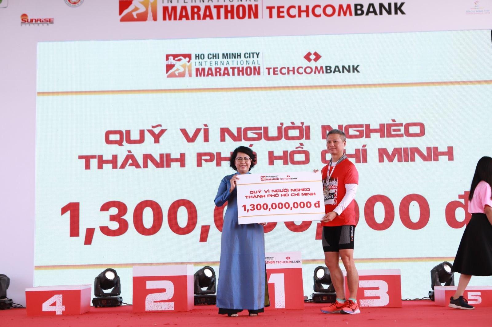"""Hành trình lan tỏa """"vượt trội hơn mỗi ngày"""" cùng giải Marathon Quốc tế TP. HCM Techcombank 2019  - Ảnh 2"""
