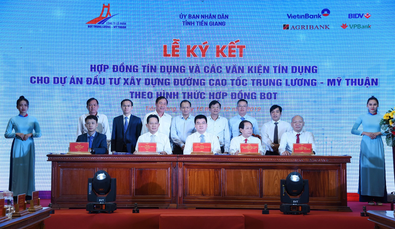 Thúc đẩy dòng vốn cho dự án BOT cao tốc Trung Lương - Mỹ Thuận  - Ảnh 2