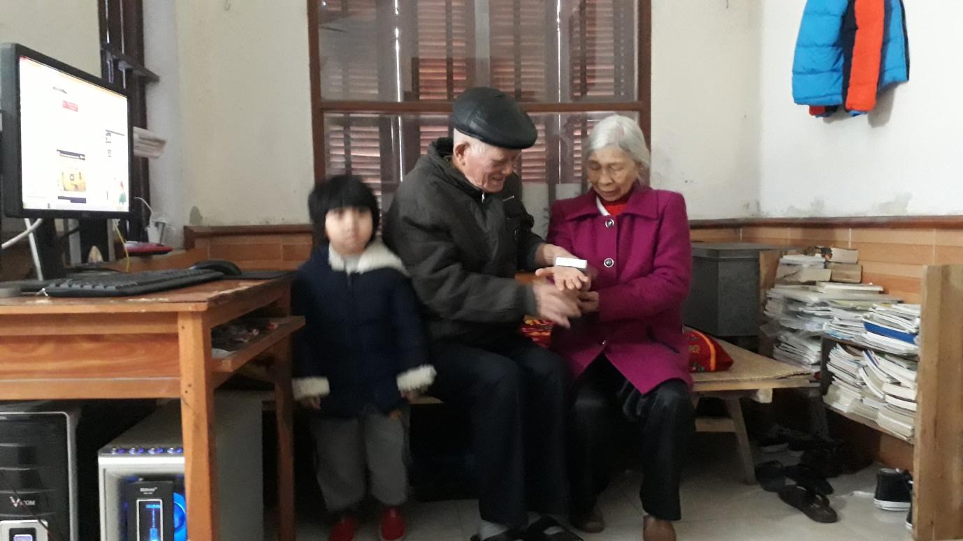 Bí quyết cải thiện CƯỜNG GIÁP chỉ sau 4 tháng của cụ ông ngoài 80 tuổi  - Ảnh 4