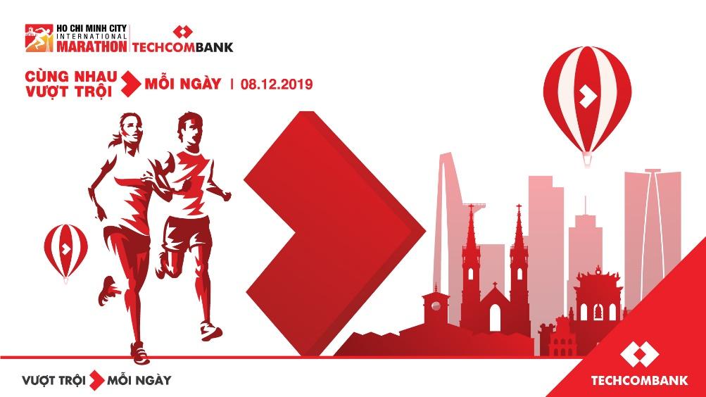Techcombank Marathon 2019: Lần đầu tiên xuất hiện khinh khí cầu vượt trội khổng lồ trên bầu trời TP.HCM - Ảnh 5