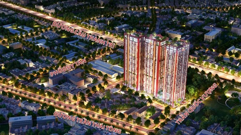 Sở hữu những lợi thế Vàng – Hanoi Paragon hút khách dịp cuối năm  - Ảnh 1