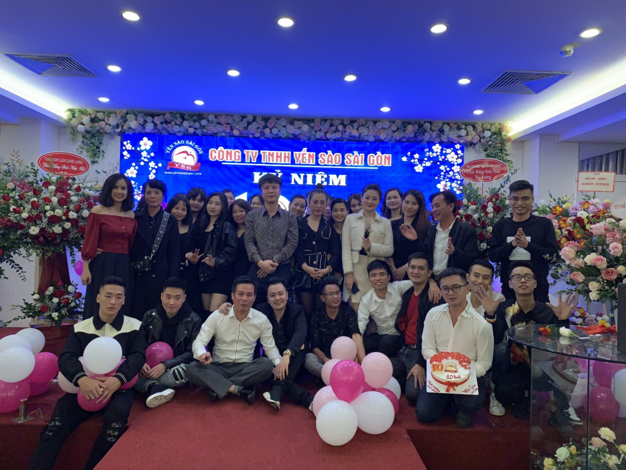 Yến Sào Sài Gòn : 10 năm khẳng định thương hiệu  - Ảnh 1