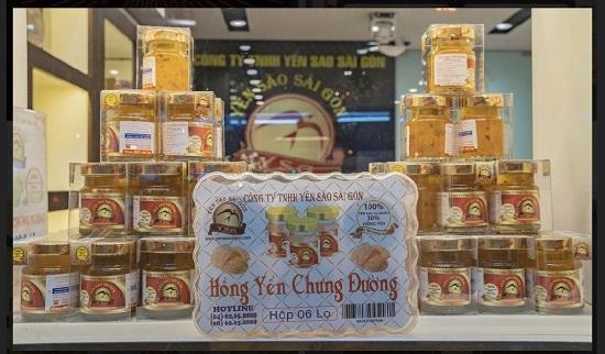 Yến Sào Sài Gòn : 10 năm khẳng định thương hiệu  - Ảnh 2