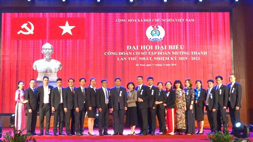 Ra mắt Ban Chấp hành Công đoàn cơ sở Tập đoàn Mường Thanh 2019 - 2023  - Ảnh 2