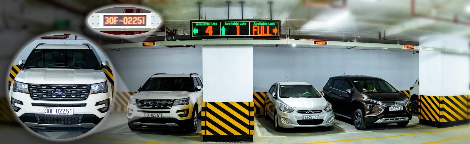Khám phá bãi đậu xe thông minh bậc nhất Việt Nam  - Ảnh 1
