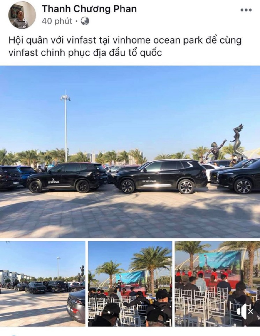 Cư dân mạng phát sốt với chuyến offline lớn nhất của cộng đồng yêu xe thương hiệu Việt - Ảnh 8