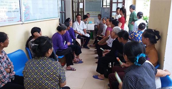 Bệnh viện Lao và bệnh viện Phổi (Phú Thọ): Nỗ lực vì một Việt Nam không còn bệnh lao - Ảnh 1