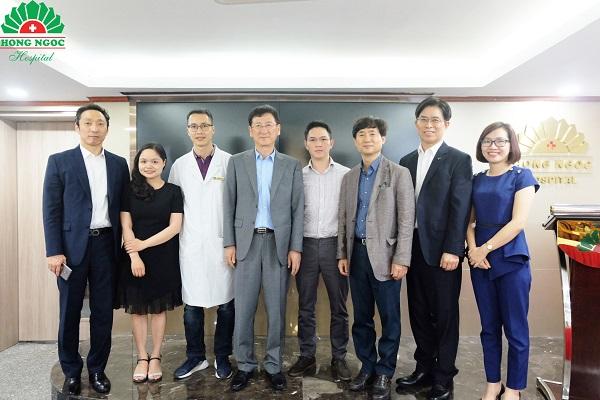 Bệnh viện Hồng Ngọc ứng dụng kỹ thuật mới trong phẫu thuật thẩm mỹ mũi của Hàn Quốc  - Ảnh 4