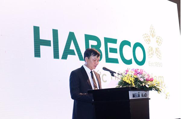 Tổng công ty cổ phần Bia - Rượu- Nước giải khát Hà Nội (Habeco) thay đổi bộ nhận diện thương hiệu - Ảnh 1