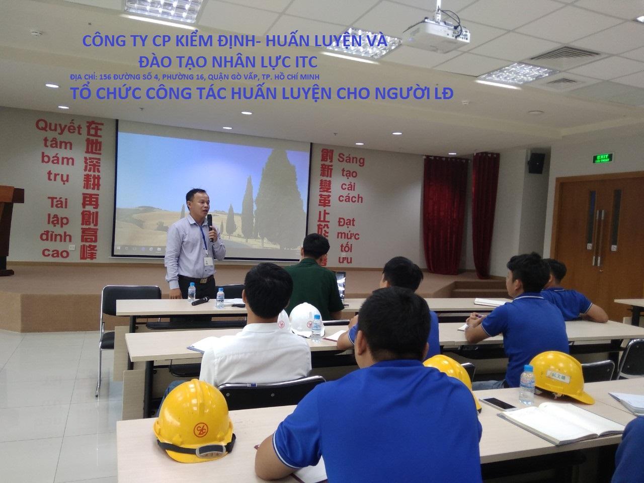 ITC nơi mang đến sự an toàn trong lao động cho bạn - Ảnh 2