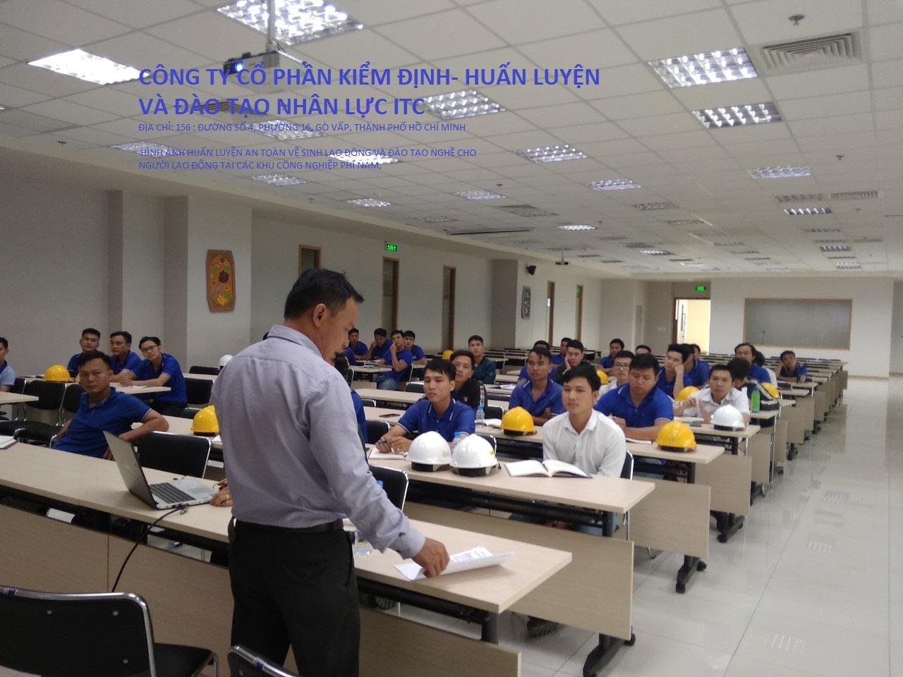 ITC nơi mang đến sự an toàn trong lao động cho bạn - Ảnh 3