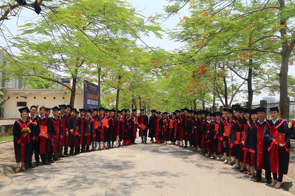 ĐH Đại Nam trao bằng tốt nghiệp Dược sĩ đại học đợt 1 năm 2019 cho học viên liên thông - Ảnh 12