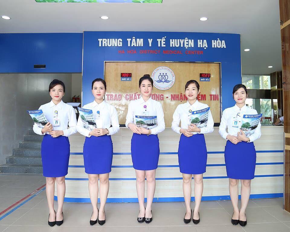 Trung tâm Y tế huyện Hạ Hòa: Xứng đáng lá cờ đi đầu trong công tác y tế tuyến huyện - Ảnh 1