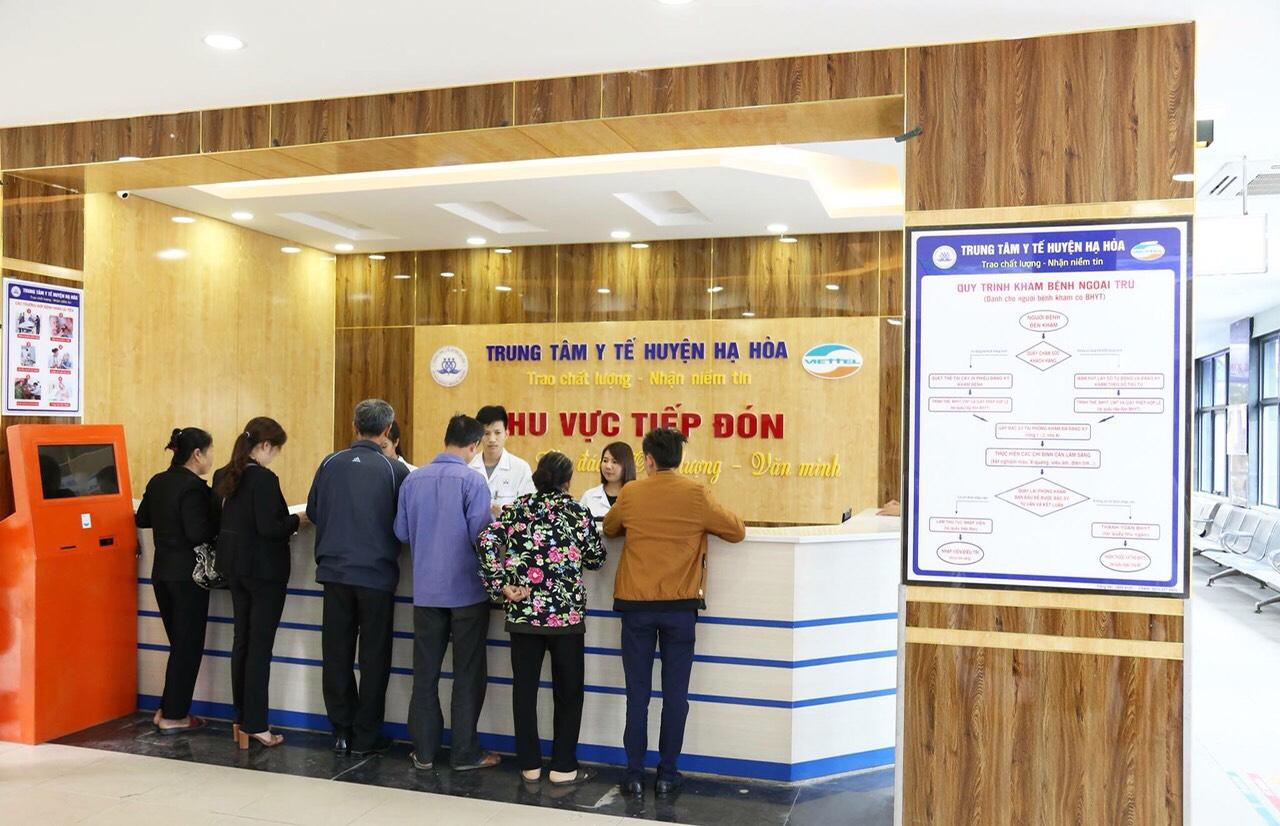Trung tâm Y tế huyện Hạ Hòa: Xứng đáng lá cờ đi đầu trong công tác y tế tuyến huyện - Ảnh 2