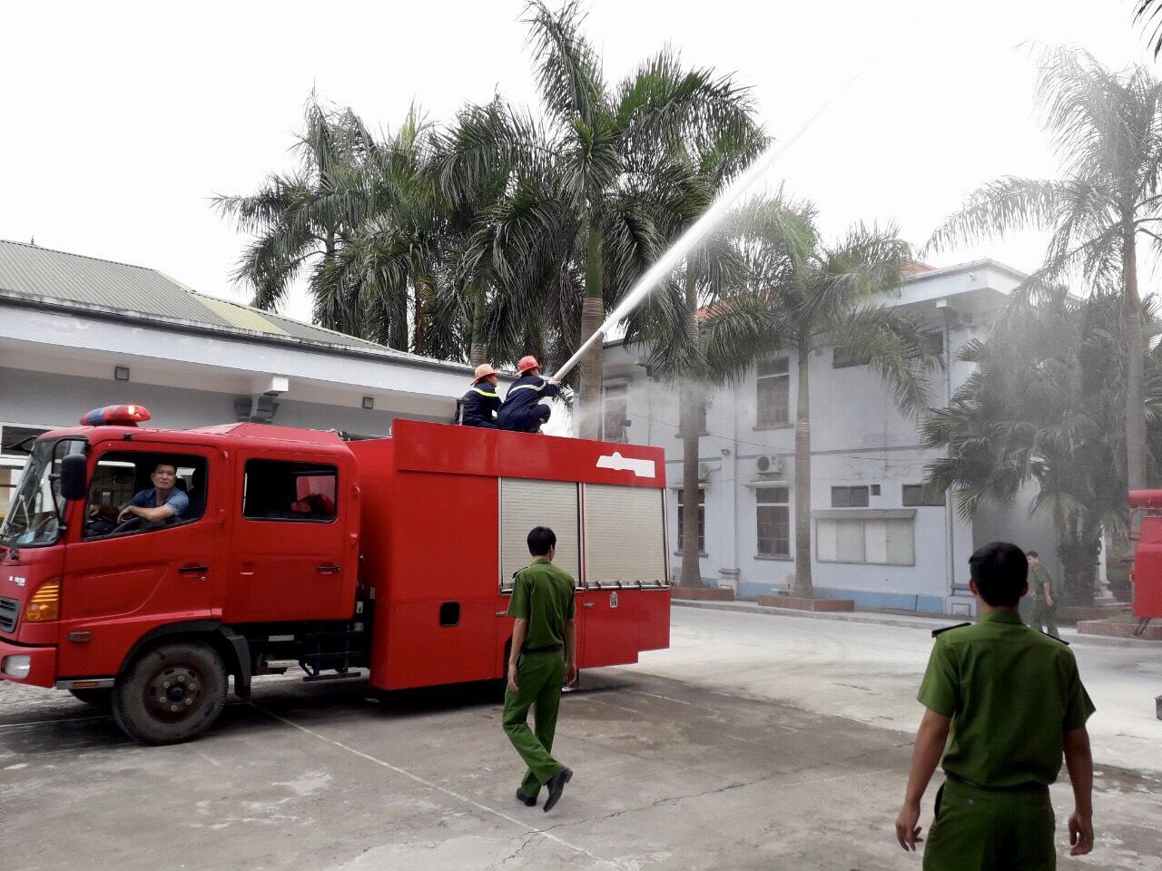 Bệnh viện Lao và Bệnh Phổi tỉnh Phú Thọ: Đảm bảo an toàn và chấp hành nghiêm chỉnh luật phòng cháy, chữa cháy - Ảnh 2