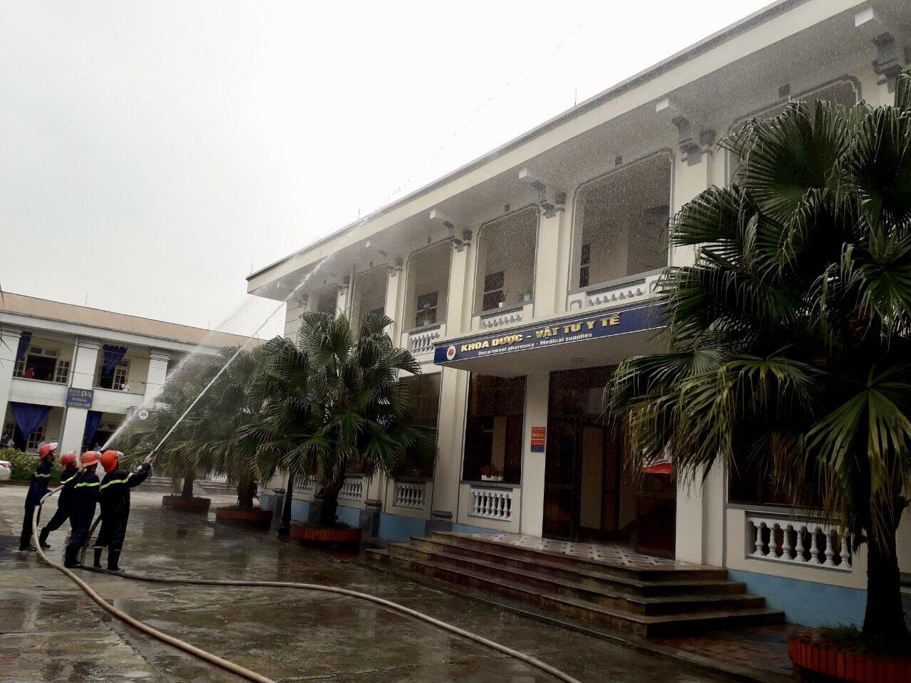 Bệnh viện Lao và Bệnh Phổi tỉnh Phú Thọ: Đảm bảo an toàn và chấp hành nghiêm chỉnh luật phòng cháy, chữa cháy - Ảnh 5