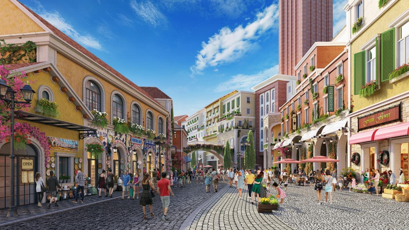 """""""Điểm huyệt"""" thị trường địa ốc: shophouse hút khách vì sở hữu hàng loạt ưu điểm - Ảnh 1"""