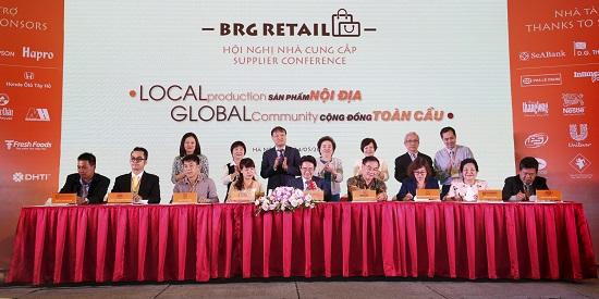 Tập đoàn BRG công bố chiến lược mua tập trung và chính sách hợp tác với các nhà cung cấp  - Ảnh 1