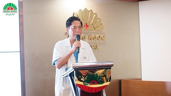 Khai mạc CT hợp tác phẫu thuật dị tật từ thiện giữa BV Hồng Ngọc và FTW - Ảnh 2