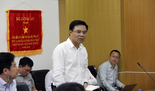 Chủ tịch UBQLVNN Nguyễn Hoàng Anh thăm và làm việc  tại Tổng Công ty Phân bón và Hóa chất Dầu khí (PVFCCo) - Ảnh 3