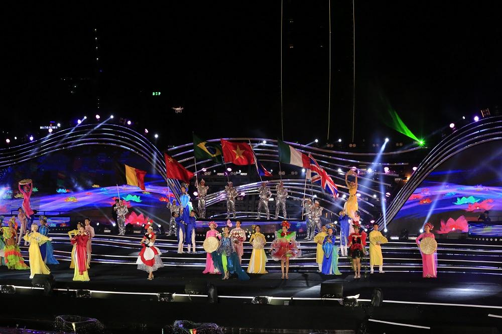 Bật mí những màn trình diễn nghệ thuật tuyệt diệu trong đêm khai mạc DIFF 2019  - Ảnh 2