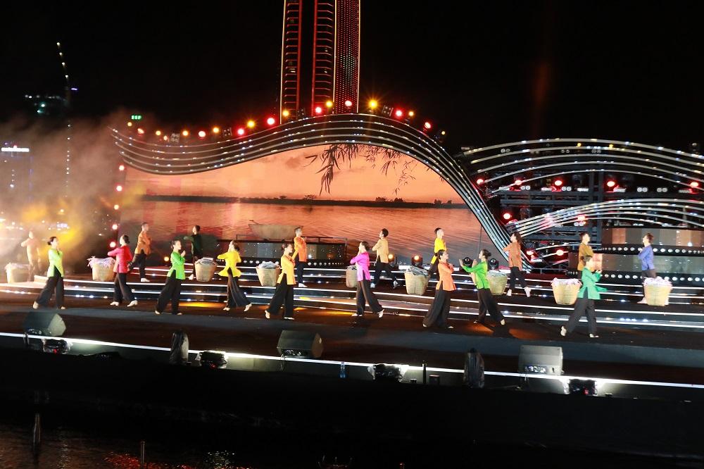 Bật mí những màn trình diễn nghệ thuật tuyệt diệu trong đêm khai mạc DIFF 2019  - Ảnh 3