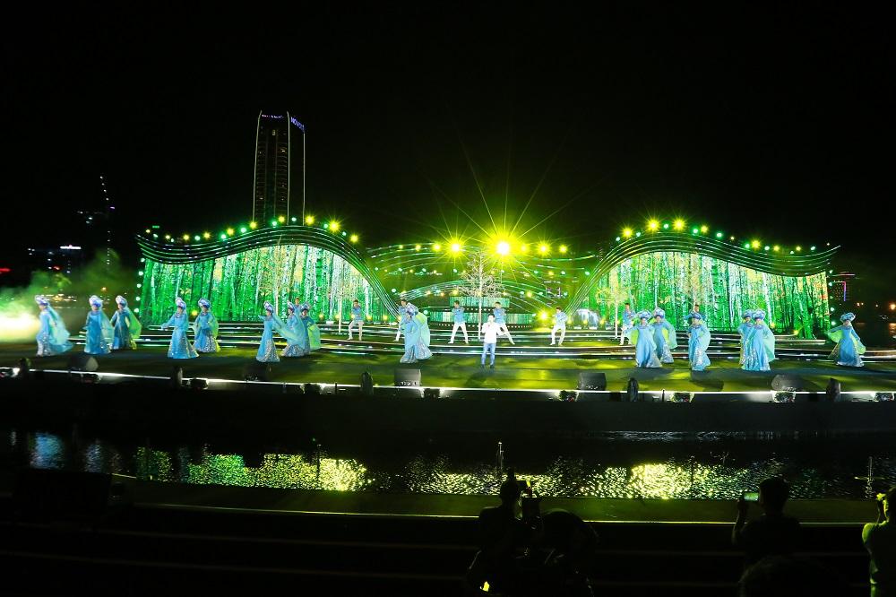 Bật mí những màn trình diễn nghệ thuật tuyệt diệu trong đêm khai mạc DIFF 2019  - Ảnh 4