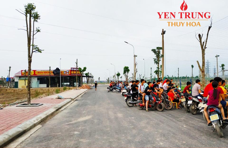 Dự án Yên Trung – Thụy Hòa gây ấn tượng nhờ tiến độ thi công đảm bảo - Ảnh 2