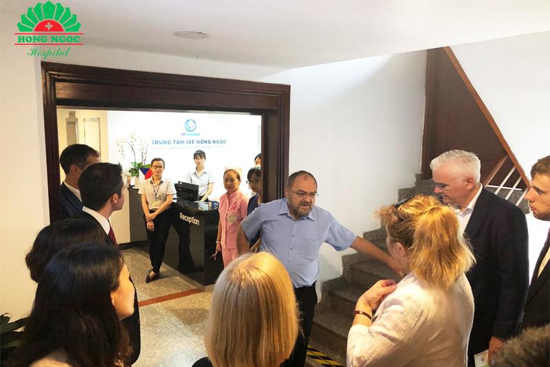 Triển vọng hợp tác y tế giữa Bệnh viện Hồng Ngọc và Cộng hòa Séc  - Ảnh 5