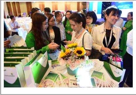 Vietcombank đã sẵn sàng đáp ứng ở mức độ cao nhất trong mở rộng thanh toán trực tuyến các dịch vụ công - Ảnh 9