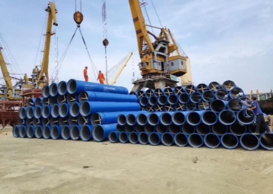 Ống gang cầu Xinxing có mặt ở nhiều dự án lớn  - Ảnh 1