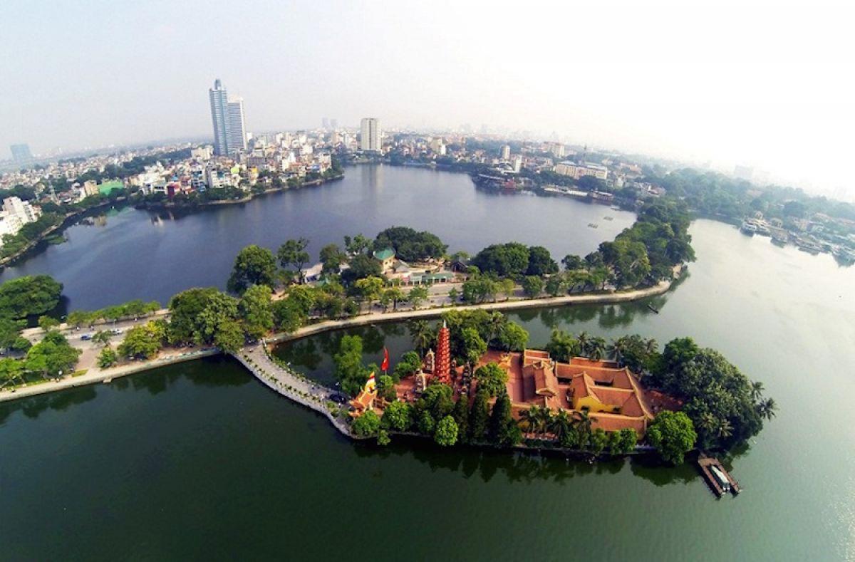 Cơ hội hiếm để đầu tư cho thuê căn hộ hạng sang trên bán đảo Quảng An  - Ảnh 1