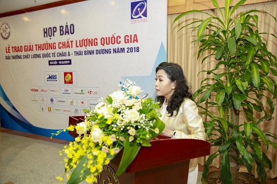 Bộ Khoa Học Công Nghệ trao giải vàng chất lượng quốc gia cho tập đoàn Tân Hiệp Phát  - Ảnh 3