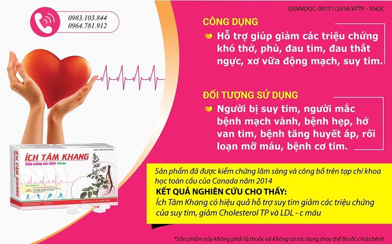 Thực phẩm chức năng tốt cho tim mạch, chọn sao cho đúng? - Ảnh 3