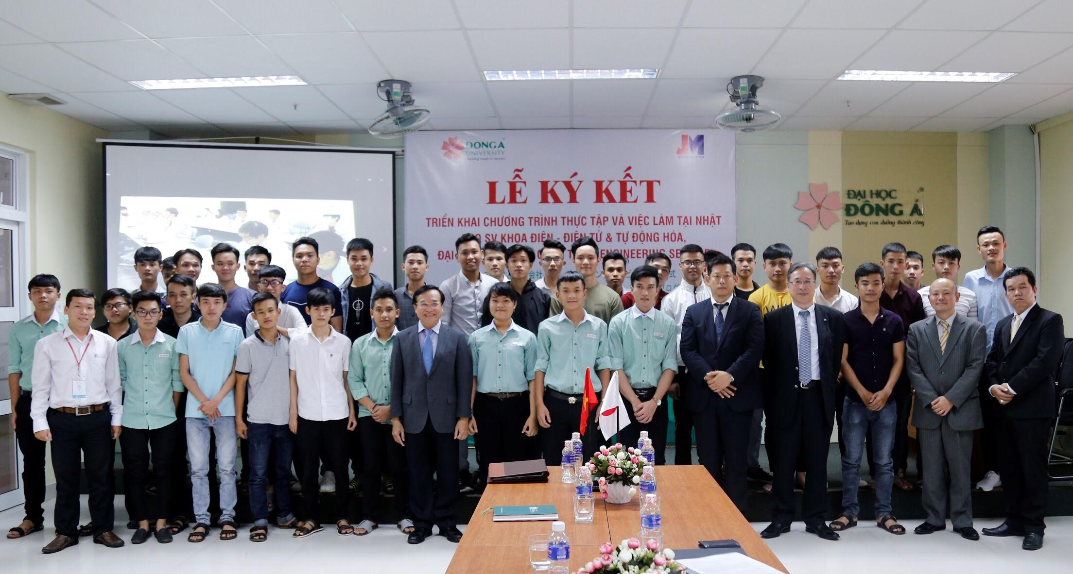 ĐH Đông Á tạo dựng cơ hội cuộc đời cho sinh viên  - Ảnh 1