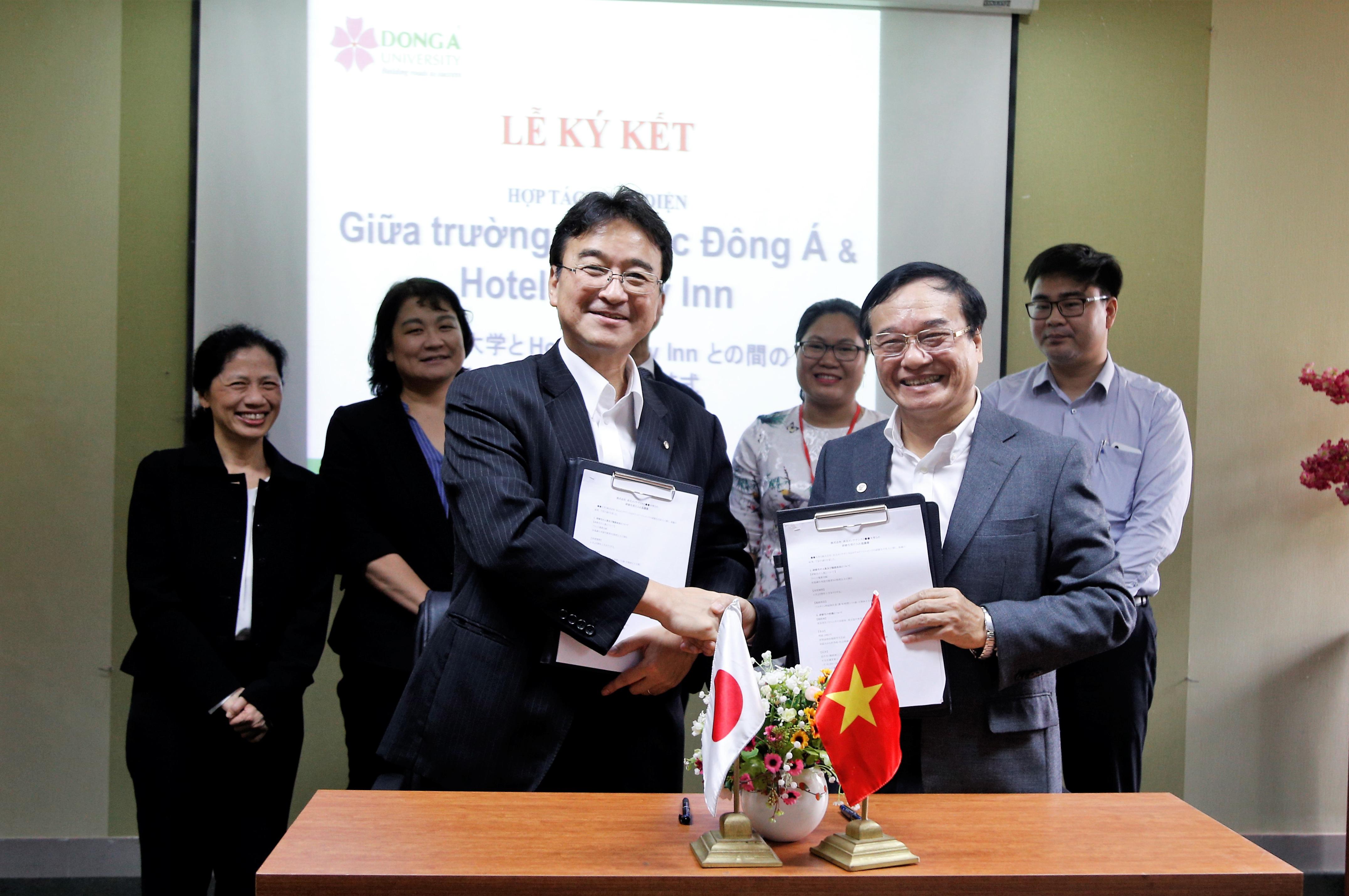 ĐH Đông Á tạo dựng cơ hội cuộc đời cho sinh viên  - Ảnh 3