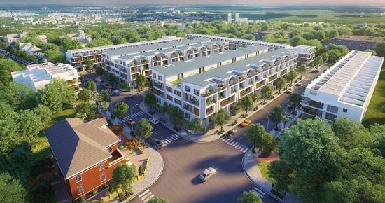 Sức hút của dự án KDC Lê Phong Thuận Giao - Ảnh 1