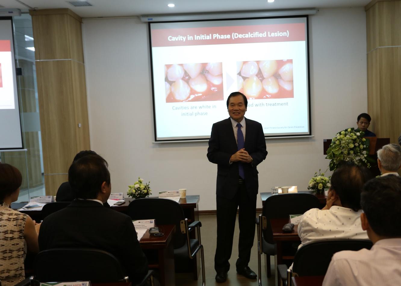 """Hội thảo khoa học về """"Kiến thức cơ bản về sâu răng sớm và tác dụng của Xylitol""""  - Ảnh 2"""