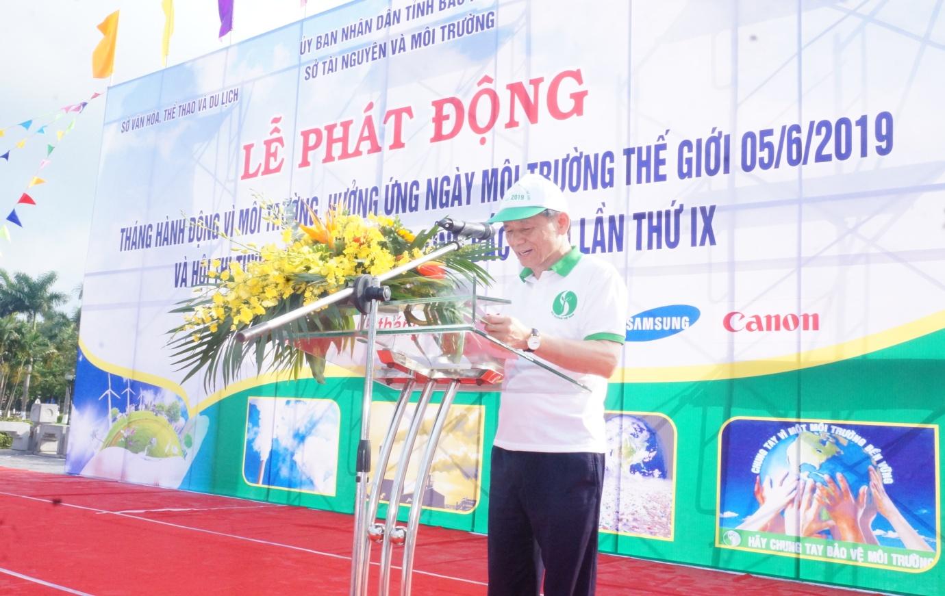 Bắc Ninh phát động Tháng hành động vì môi trường, Ngày môi trường Thế giới  - Ảnh 1