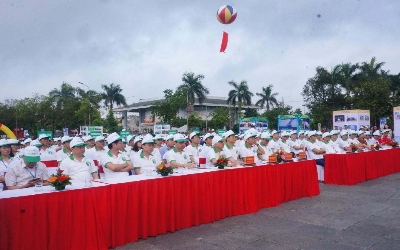 Bắc Ninh phát động Tháng hành động vì môi trường, Ngày môi trường Thế giới  - Ảnh 2