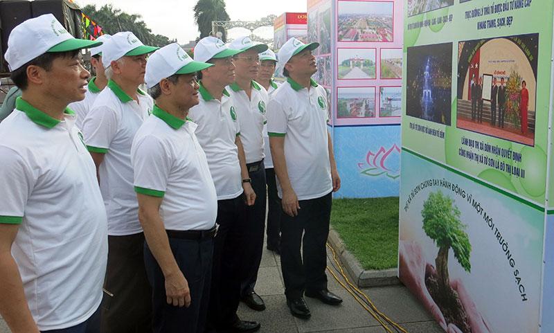 Bắc Ninh phát động Tháng hành động vì môi trường, Ngày môi trường Thế giới  - Ảnh 3