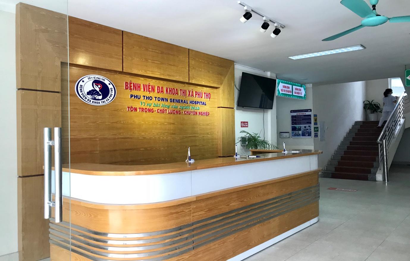 Bệnh viện Đa khoa Thị xã Phú Thọ tăng cường công tác phòng cháy, chữa cháy - Ảnh 2